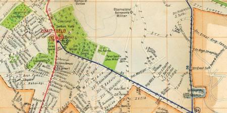 harta Berceni