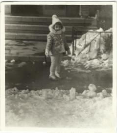 Iarna in Berceni 1975