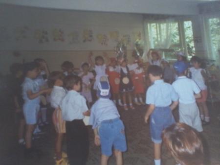 1998 Serbare la Gradinita de pe Straduintei