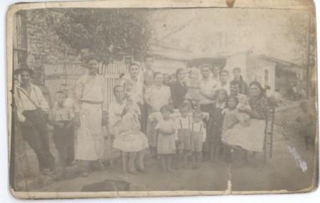 Comunitatea din Mărţişor, 1937