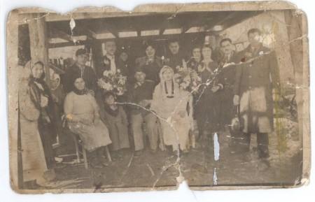 Nuntă în Mărțișor, 1936